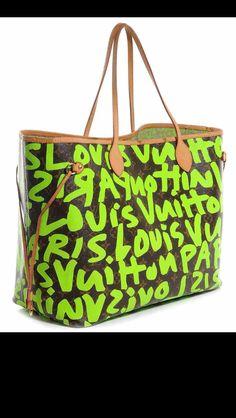 bd9bb3eacd0b Stephen sprouse graffiti neverfull. Jessica Markham · Louis Vuitton