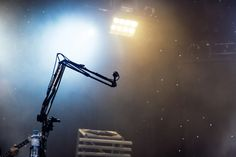 #lights #mic stand #microphone #music #set #stage