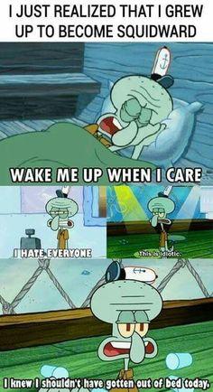 I always sympathize, now I fully understand.
