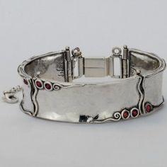 #Bracelet #Jewelry #Amethyst #Gift #women's #Fashion  shablool.com
