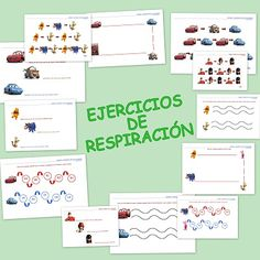 Ejercicios de respiración para niños y niñas - Escuela en la nube Speech Therapy Activities, Speech Language Therapy, Speech And Language, Classroom Activities, Activities For Kids, Spanish Lesson Plans, Spanish Lessons, Music Charts, Anti Bullying