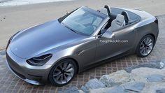Design : Tesla Roadster