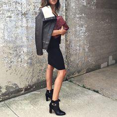 Shalice Noel: {fashion} Isolá Two Fall Booties To Fall For