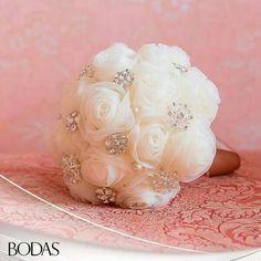 Bouquet de tul