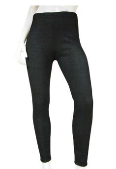 Stylish Ladies' Comfortable Leggings Warm Stretch Tight Ankle Pant by AMC. $12.99. Features: Fashionable and sexy, your best choiceLeggings look effortlessly chic with just about everything in the closet and are oh-so comfy.When there's a chill in the air, this knit pair offers a layer of warmth and trendy texture to funky sweaters and edgy boots.Great for fall winter season Specifications: 100% Brand NewStyle: Slim sexy  Machine wash; hang drySize: AdultColor: Bla...