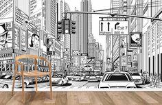 New York City Street - Heavy