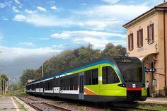 Stadler GTW Articulated Railcars - Railway Technology