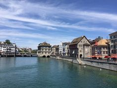 My guide to Zurich - Greatest Hits! Zurich, Greatest Hits, Switzerland, River, Mansions, House Styles, Home, Manor Houses, Villas