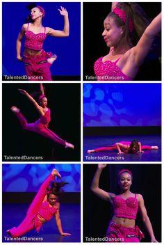 #FrazierNia dance moms S5E30