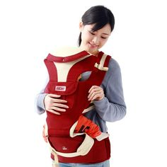 Infant Baby Carrier-Red