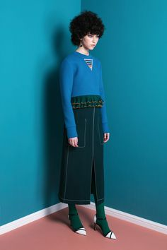 Heohwan Simulation Fall 2016 Ready-to-Wear Fashion Show