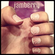 Jamberry nails!