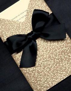 54 Black, White And Gold Wedding Ideas | HappyWedd.com #PinoftheDay #black…