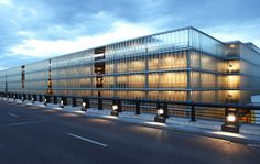 Bofill Arquitectura | Terminal 1 at the Barcelona Airport