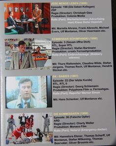Fernsehserien 1993 - 2007