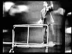 Larry Griswold was a great comedic stuntman.  This is a classic video from The Frank Sinatra show which aired live on November 13, 1951.