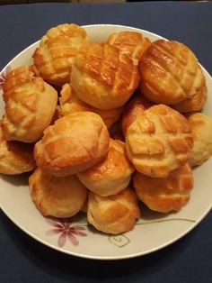 Megfőztem néhány szem burgonyát, összedolgoztam a hozzávalókat és már készült is a krumplis pogácsa! - Bidista.com - A TippLista!