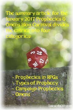 Prophecies & Omens B