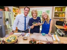 """Sophie Uliano's #GorgeousForGood"""" Live-It Meal Plan @hallmarkchannel @homeandfamilytv"""