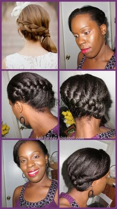 sideswept-braid-hairstyle  #relaxedhair #haircare #hairgrowth #protectivestyle