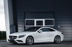 2014 Mercedes-Benz S63 AMG Coupe by IMSA