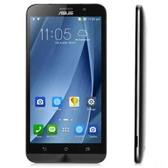 """ASUS ZenFone 2 ZE551ML Intel Z3560 Android 5.0 Quad Core 4G Phone w/ 5.5"""" FHD, 4GB + 32GB - Gray From 295,- for Euro 294,20"""