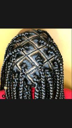 Box Braids Hairstyles For Black Women, Braids Hairstyles Pictures, Mens Braids Hairstyles, Black Girl Braids, Kids Braided Hairstyles, Braids For Black Hair, African Hairstyles, Hairstyle Ideas, Girls Braids