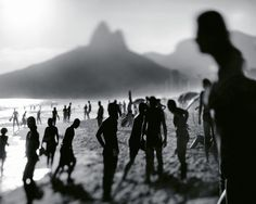Ipanema 2001 -- plate 03 : rio de janeiro 2001 : claudio edinger fine art photography