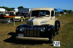 1947 Ford Pickup truck  !