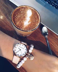 Coffe O'clokck with ☕️✨💕 Girls Best Friend, Jewelery, Christian, Watches, Coffee, Diamond, Instagram Posts, Accessories, Jewels