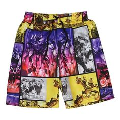 731f5faf42 Transformers Boys Swim Shorts With Bumblebee Grimlock and Optimus Prime  Sizes 4 5/6 7