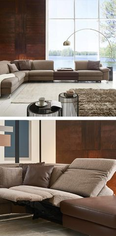 Wohnlandschaft braun textil  262 best Sofas & Couches images on Pinterest