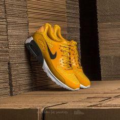 47e534f7087 Nike W Air Max 90 Ultra 2.0 Gold Dart  Black-White Air Max 90