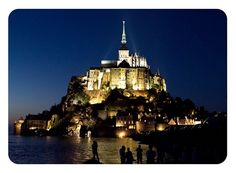 Mont St Michel, France - yes, AGAIN