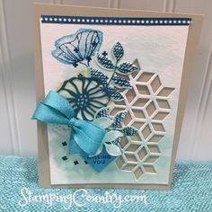 Oh So Eclectic, Card Making, Style Tips, Stampin' Up!