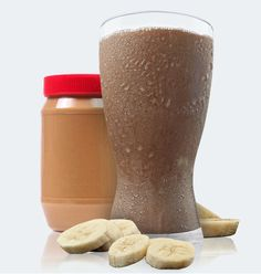 21 Day Fix Recipes – Peanut Butter Cup Shake – Powered by Ultimate Recipe Vanilla Shakeology, Chocolate Shakeology, Natural Peanut Butter, Peanut Butter Cups, 21 Day Fix Challenge, 21 Fix, 21 Day Fix Diet, 21 Days, Chocolate Recipes