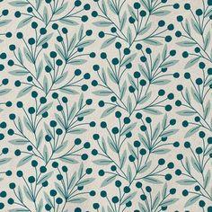 minted berries (by Laura Hankins - print & pattern)