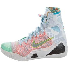 70d35d869d1 Pre-owned Nike Kobe 9 Elite What The Kobe Sneakers ( 225) ❤ liked