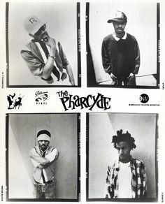 Retro Photography, Experimental Photography, Hip Hop And R&b, Hip Hop Rap, The Pharcyde, Hip Hop Awards, Arte Hip Hop, Acid Jazz, Vintage Black Glamour