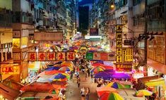 Hong Kong shopping guide: the markets of Mong Kok Vibrant market stalls still thrive in Hong Kong, on streets dedicated to selling everything from toys and trainers to flowers, fish – dried and live – and caged birds