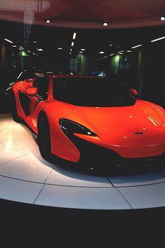 McLaren   hmmm. Nice, very nice.   LM