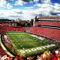 Click this pin to see Top 5 Things to Do in Athens, Georgia on Gameday! #UGA