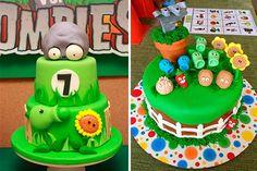 PASTEL DE ULTRATUMBA Zombie Birthday Cakes, Zombie Birthday Parties, Zombie Party, Dinosaur Birthday, 8th Birthday, Halloween Party, Class Decoration, Stage Decorations, Birthday Decorations