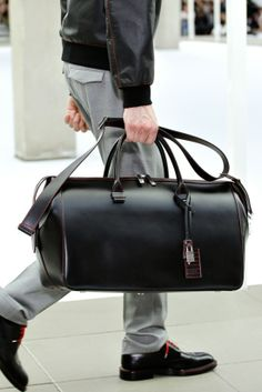 MANtoMEASURE: Guide to men's bags – part 1