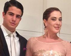 Claudia Raia não quer ouvir falar de Bruna Santana, com quem Enzo Celulari trocou beijos | yahoo-entert-br-que-bafo - Yahoo Celebridades Brasil