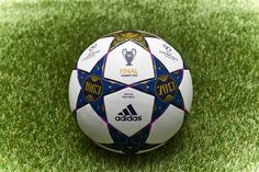adidas 2013 UCL Wembley Finale Official Match Soccer Ball @SoccerEvolution.com: http://www.soccerevolution.com/store/products/ADI_80130_E.php