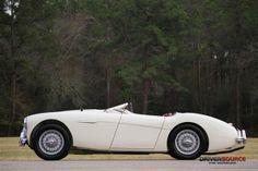 1955 Austin-Healey 100 LeMans