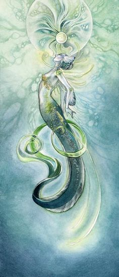 Pearl of the Deep Sea by Stephanie Pui-Mun Law