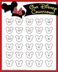 Disney World Countdown on Pinterest   Disney Countdown, Countdown ...