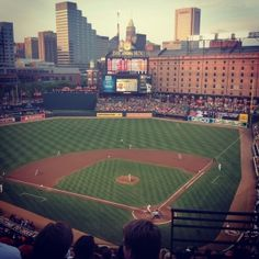 We'll be back at Camden Yards April 24th '15.So excited!
